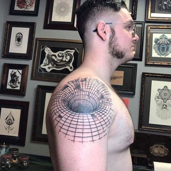 43 tatuagens 3D mais épicas da internet 40