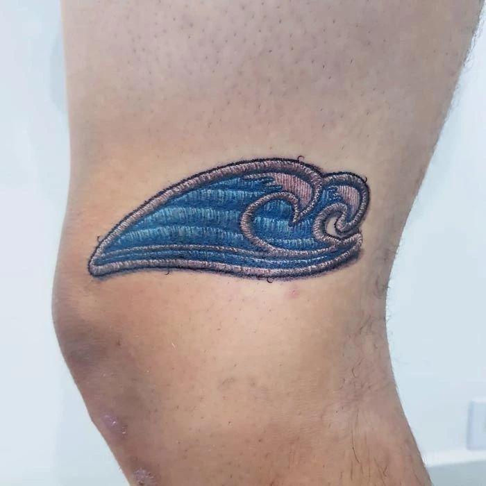 46 tatuagens de bordados que estão se popularizando no Brasil 42