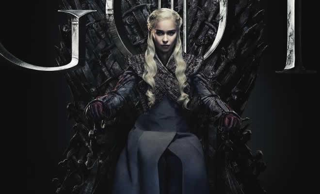 Quem você acha que deveria sentar no trono de ferro de Game of Thrones? 1