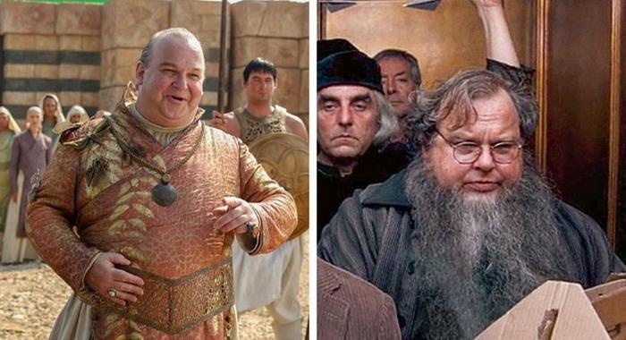 13 atores de Game of Thrones que estrelaram em Harry Potter 8
