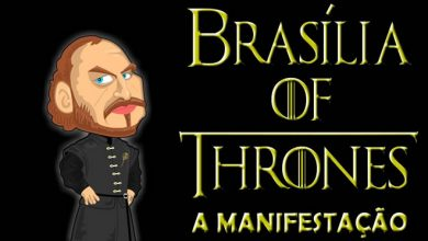 Photo of Brasília of Thrones – A manifestação
