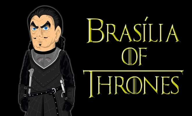 Brasília of Thrones 8