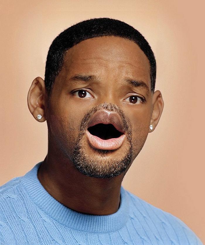 22 celebridades sem nariz 9
