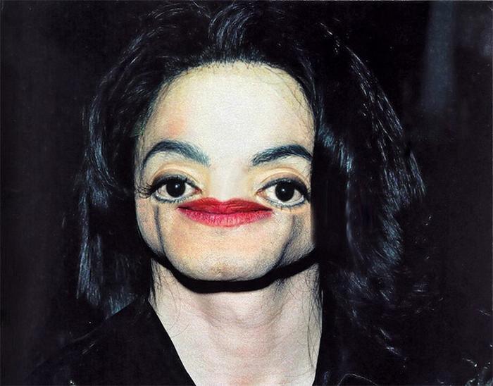 22 celebridades sem nariz 10