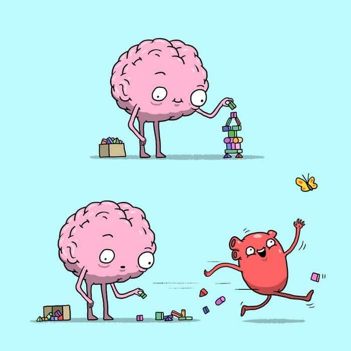 13 fatos que nossos órgãos internos tem problemas igual os nossos 11
