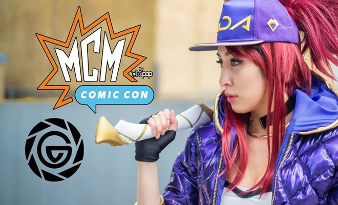 MCM Comic Con London 2019 2