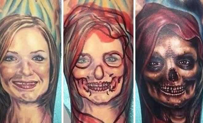 25 pessoas que cobriram suas tatuagens de seus ex de forma para lá de criativas 2