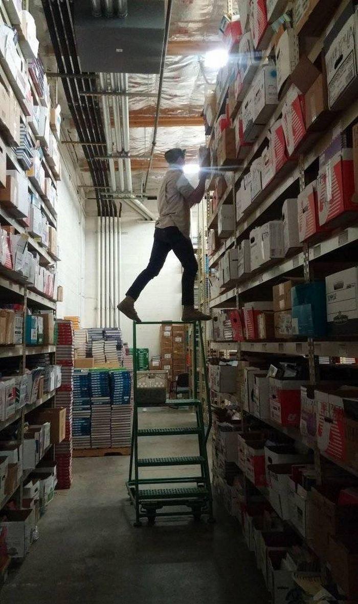 Segurança no trabalho: Você está fazendo isso errado (24 fotos) 10