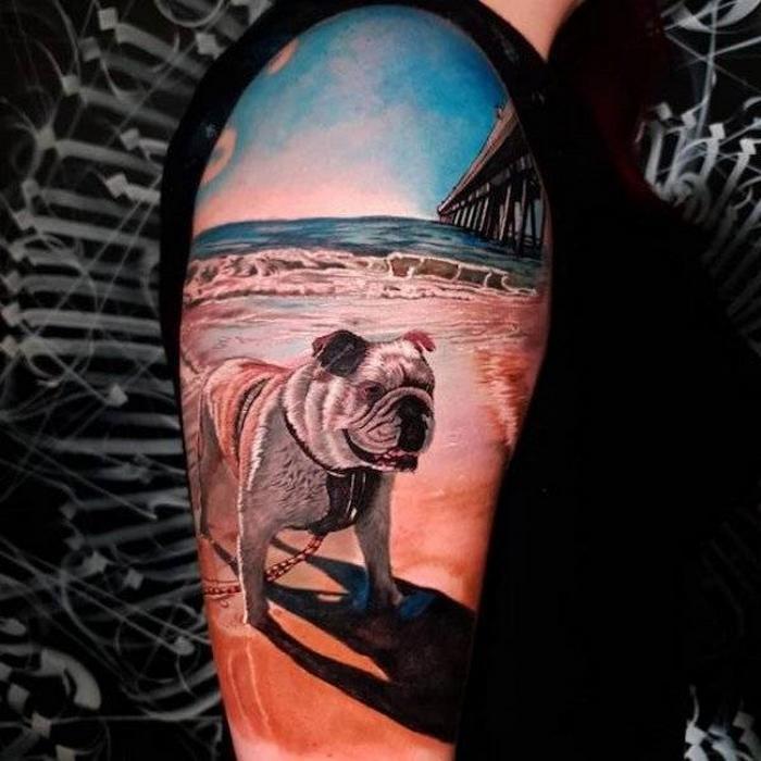44 tatuagens que são as obras-primas da arte moderna 12