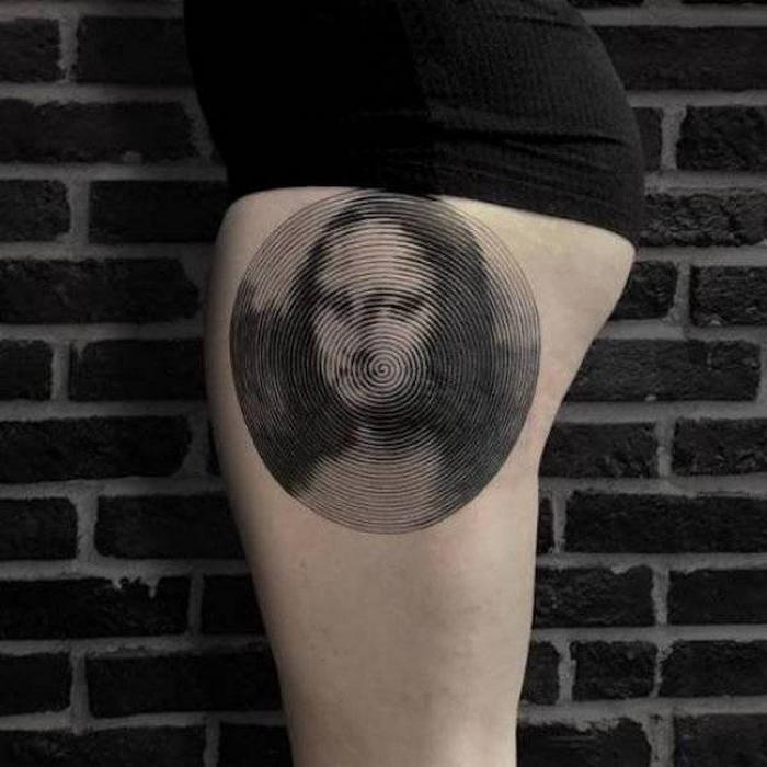 44 tatuagens que são as obras-primas da arte moderna 18