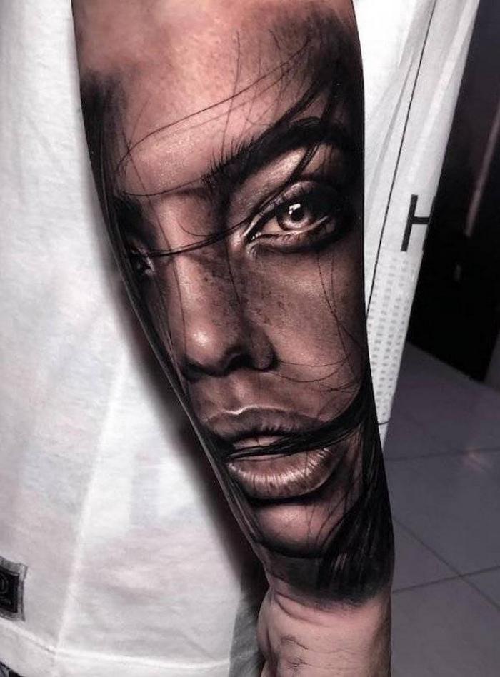44 tatuagens que são as obras-primas da arte moderna 19