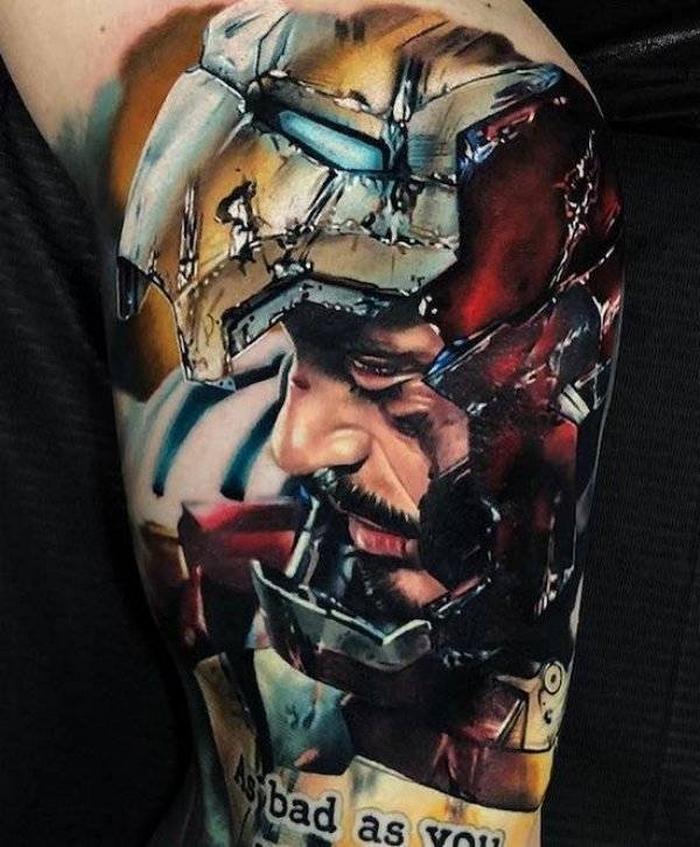 44 tatuagens que são as obras-primas da arte moderna 26