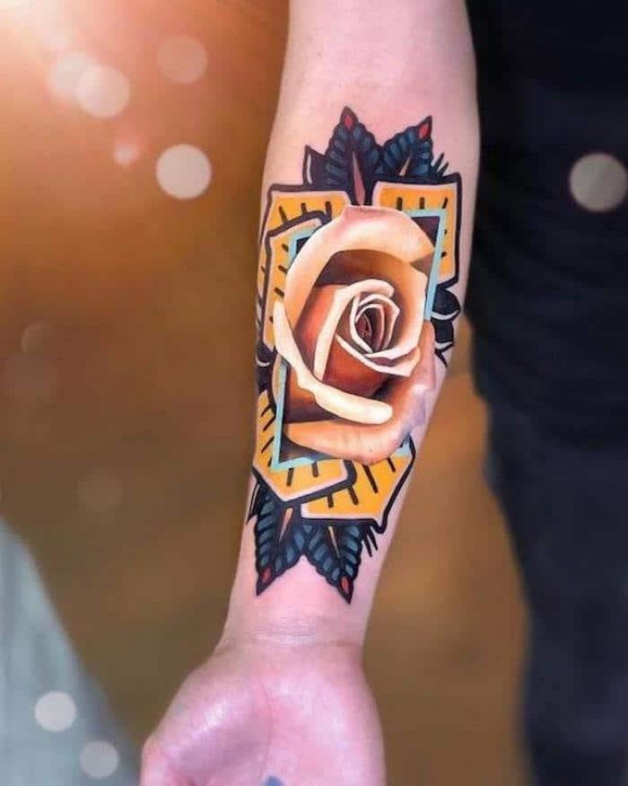 44 tatuagens que são as obras-primas da arte moderna 30