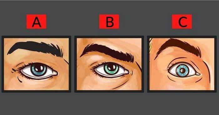 Que tipo de personalidade que você tem? Escolha um olho e descubra 12