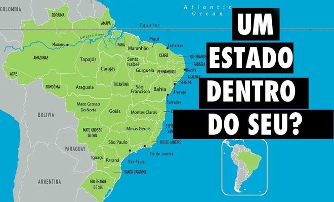 9 próximos estados brasileiros que podem surgir 12