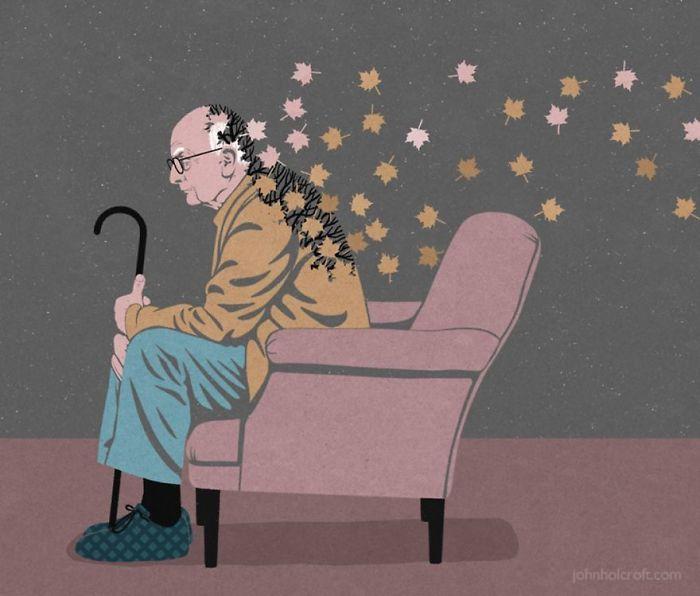 30 ilustrações honestas sobre as coisas que estão erradas com a sociedade 8