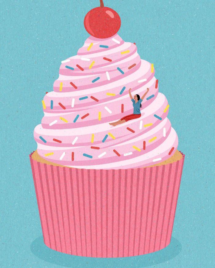 30 ilustrações honestas sobre as coisas que estão erradas com a sociedade 9