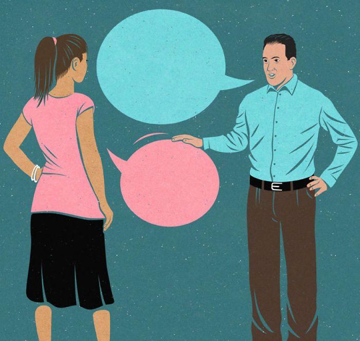 30 ilustrações honestas sobre as coisas que estão erradas com a sociedade 16