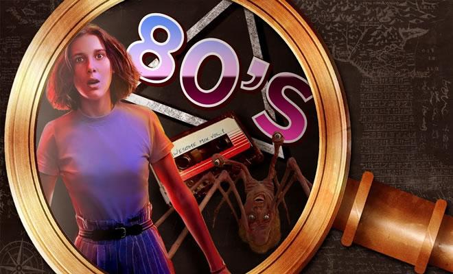 Coisas estranhas nos anos 80 7