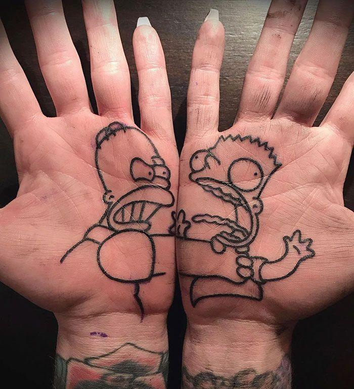 29 das melhores tatuagens de palma 25