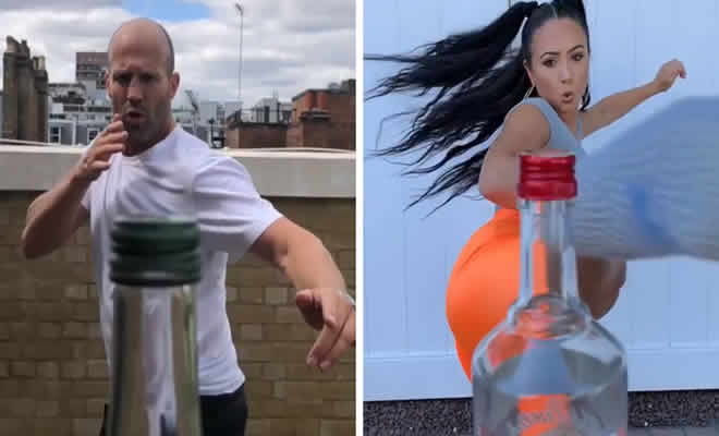 22 melhores respostas para o novo desafio tampa de garrafa 8