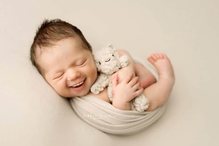 E se os bebês nascessem com dentes? (16 fotos) 7
