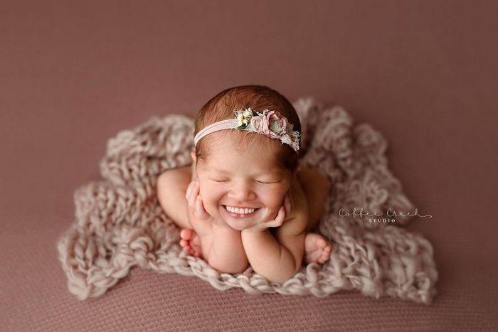 E se os bebês nascessem com dentes? (16 fotos) 8