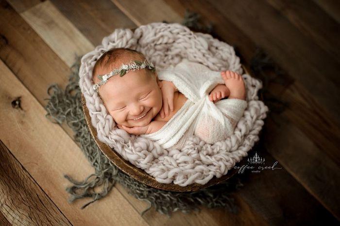 E se os bebês nascessem com dentes? (16 fotos) 9