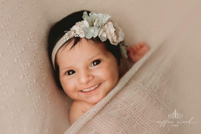 E se os bebês nascessem com dentes? (16 fotos) 13