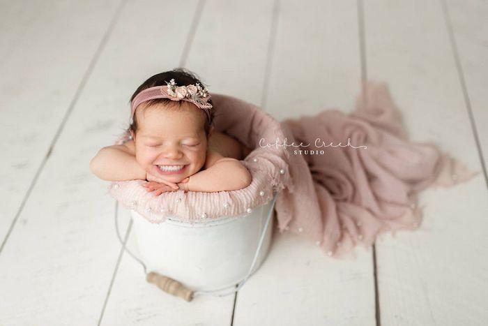 E se os bebês nascessem com dentes? (16 fotos) 14