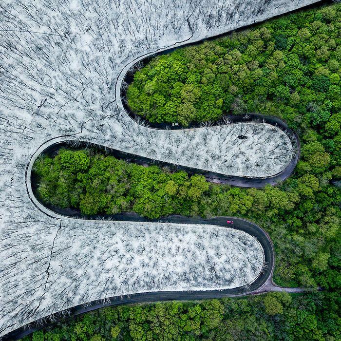 38 fotos capturadas no mundo aéreas 3