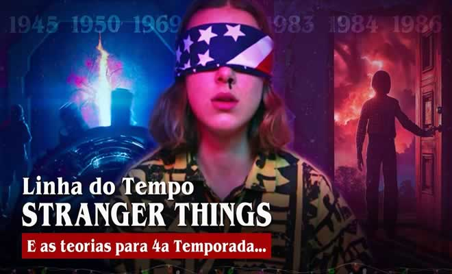 Stranger Things: Linha do tempo e teorias 4