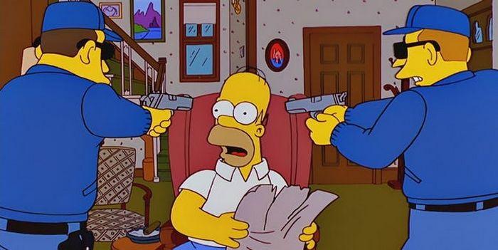 10 piores coisas que Homer Simpson já fez 4