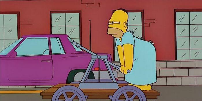 10 piores coisas que Homer Simpson já fez 6