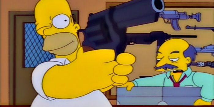 10 piores coisas que Homer Simpson já fez 7