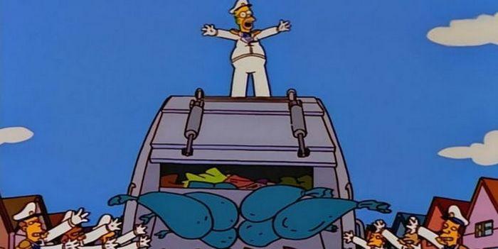 10 piores coisas que Homer Simpson já fez 8