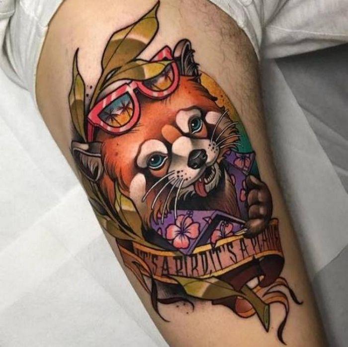 Tatuagens hiper-realistas são as melhores tatuagens! (34 fotos) 5