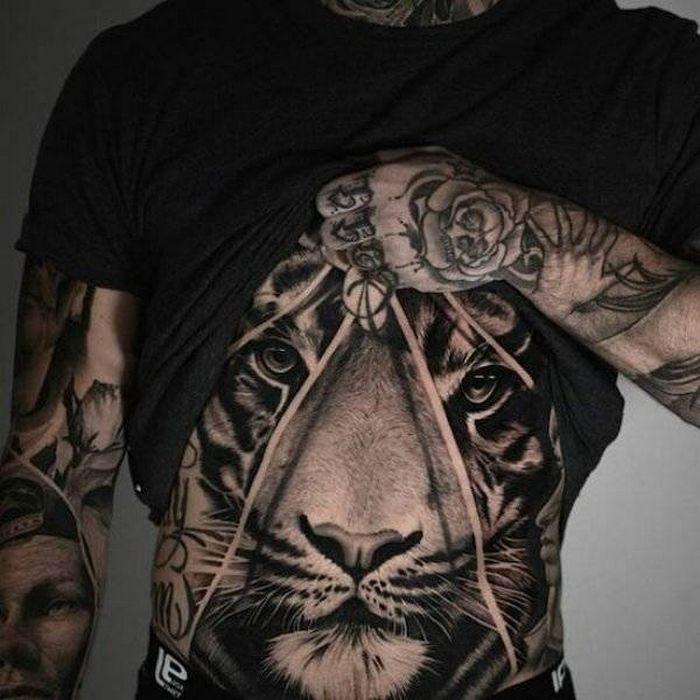 Tatuagens hiper-realistas são as melhores tatuagens! (34 fotos) 10