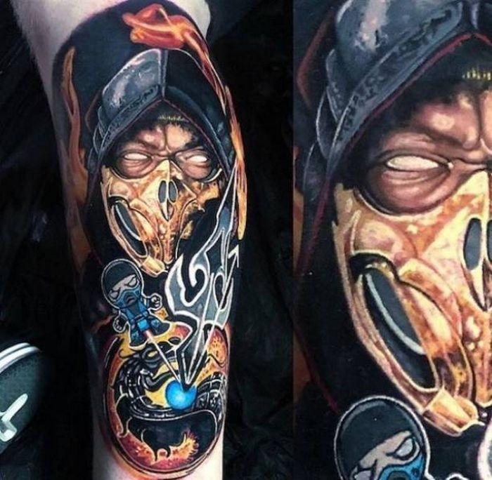 Tatuagens hiper-realistas são as melhores tatuagens! (34 fotos) 11