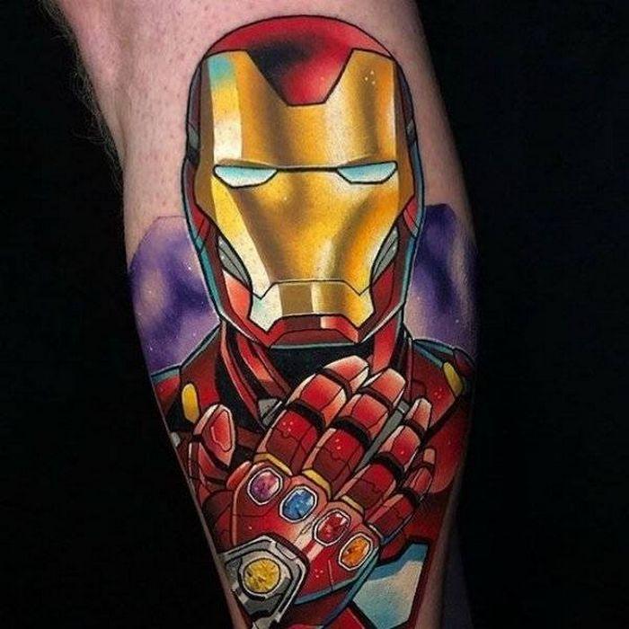Tatuagens hiper-realistas são as melhores tatuagens! (34 fotos) 16