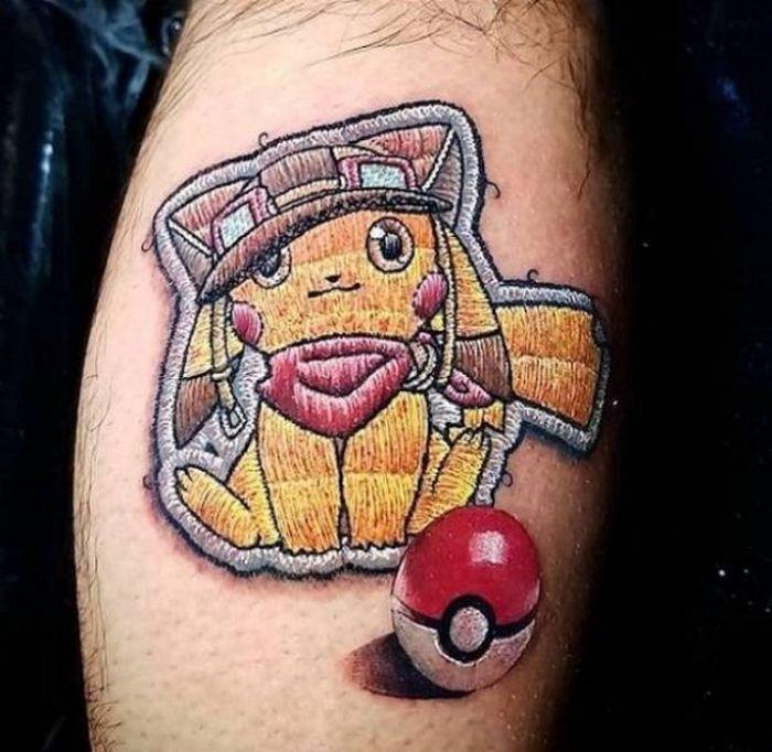 Tatuagens hiper-realistas são as melhores tatuagens! (34 fotos) 17