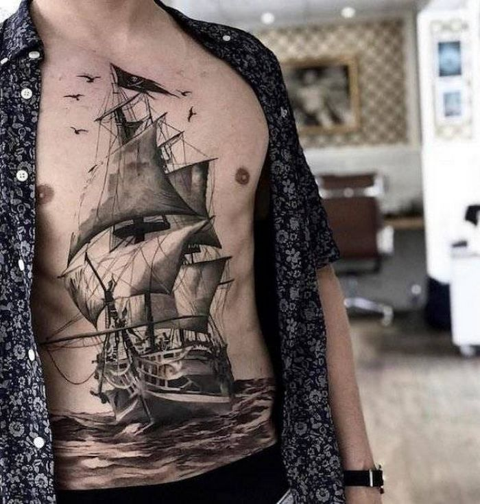 Tatuagens hiper-realistas são as melhores tatuagens! (34 fotos) 21