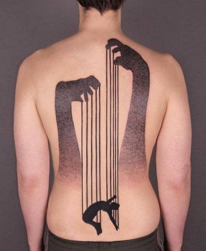 Tatuagens hiper-realistas são as melhores tatuagens! (34 fotos) 22