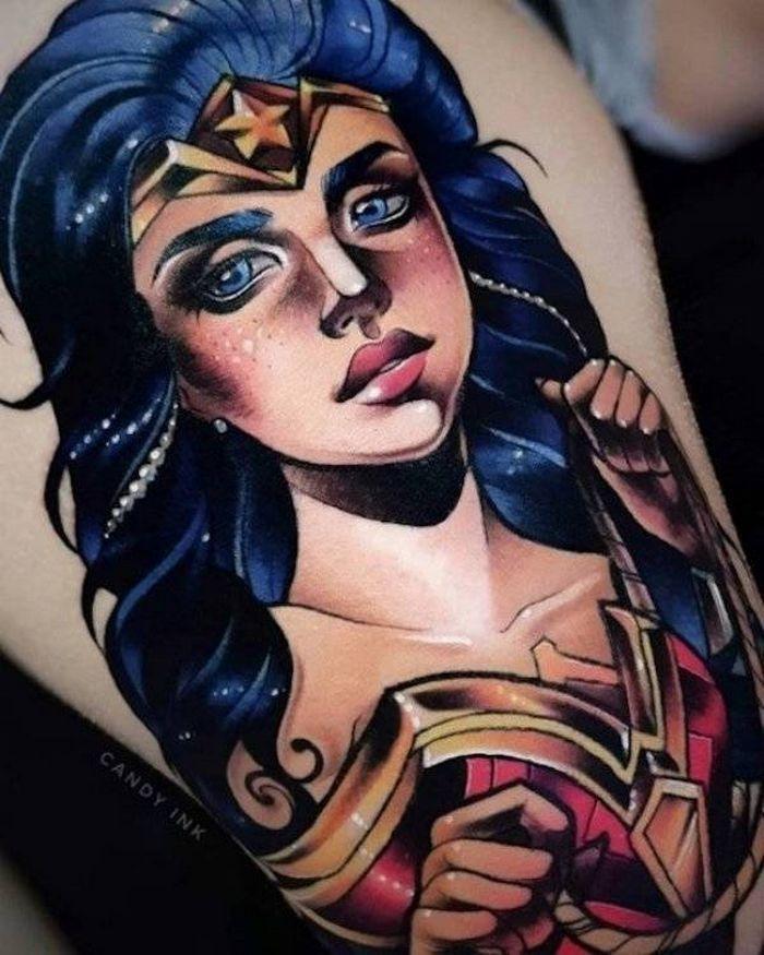 Tatuagens hiper-realistas são as melhores tatuagens! (34 fotos) 29