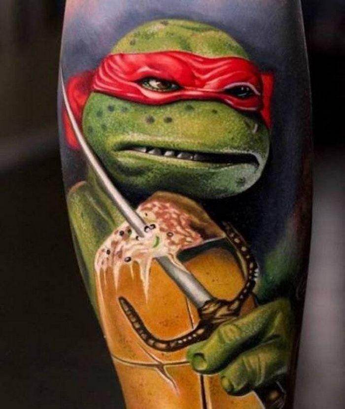 Tatuagens hiper-realistas são as melhores tatuagens! (34 fotos) 31