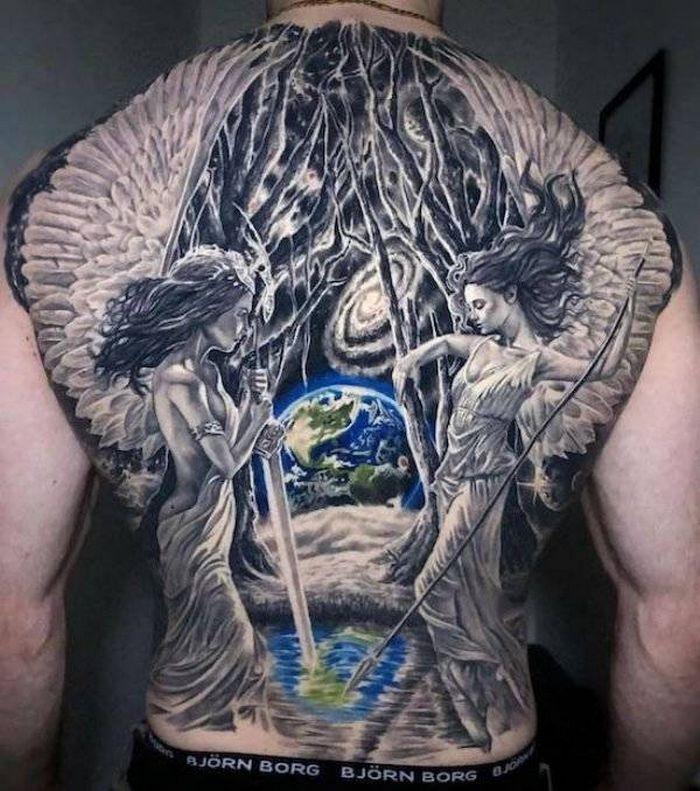 Tatuagens hiper-realistas são as melhores tatuagens! (34 fotos) 32