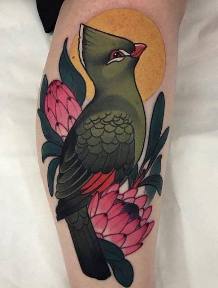 Tatuagens hiper-realistas são as melhores tatuagens! (34 fotos) 33