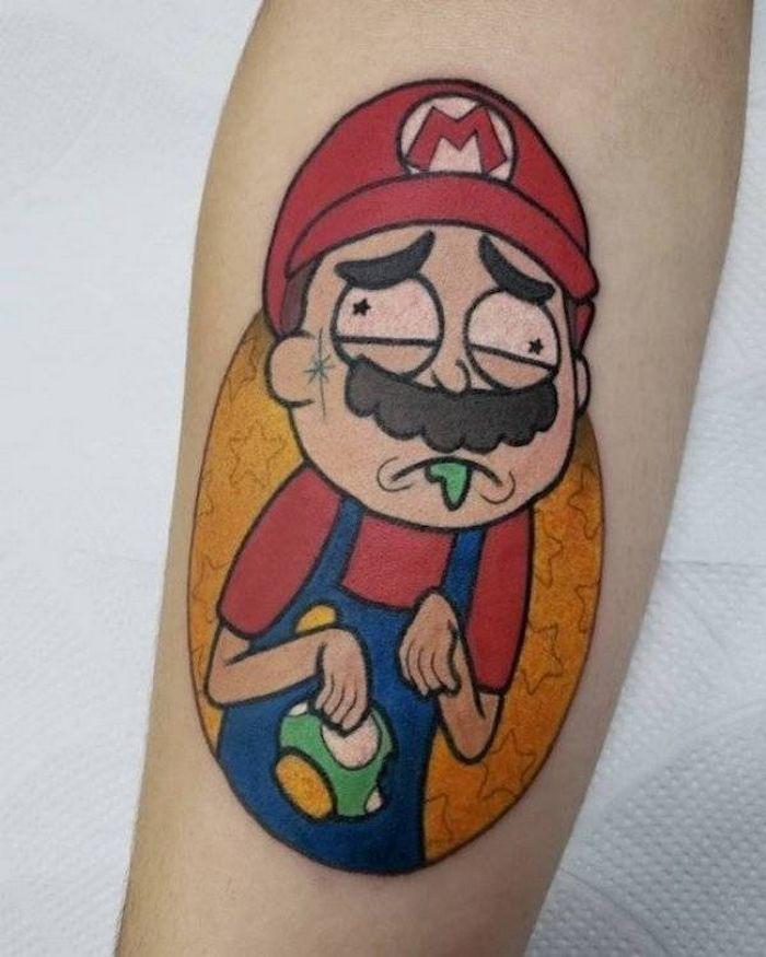 Tatuagens hiper-realistas são as melhores tatuagens! (34 fotos) 35