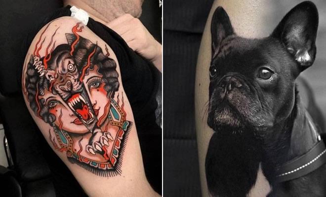 Tatuagens hiper-realistas são as melhores tatuagens! (34 fotos) 2