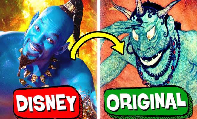 A verdadeira história por trás de Aladdin 3